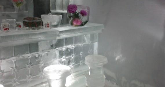 Ледяная стойка бара